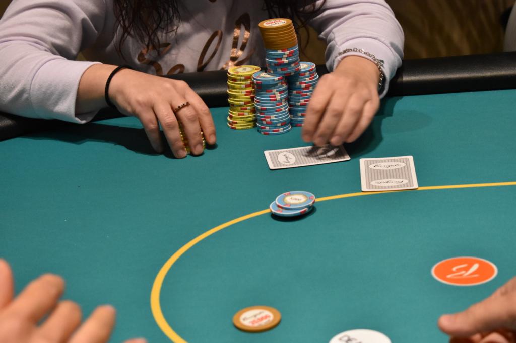 casino employee